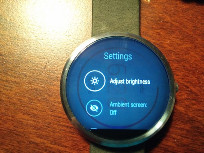 Умные часы, Moto 360, проблемы