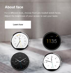 Motorola, возможно, планирует новые цвета для Moto 360, в том числе золото