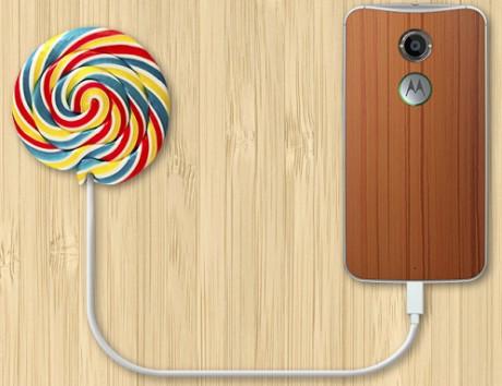Motorola сделала новые версии приложений Камера и Галерея