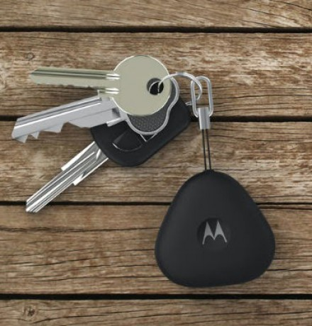 Motorola Keylink - звоним на ключи