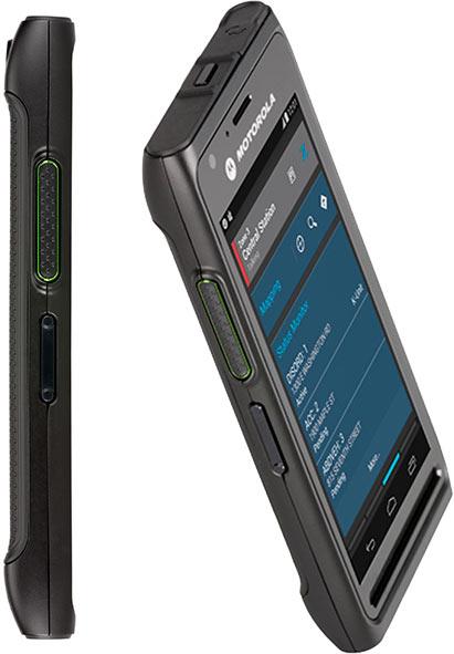 Motorola Solutions LEX L10- новый усиленный смартфон