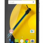 Motorola представила обновленный Moto E с LTE