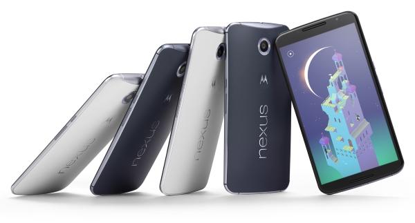 Nexus 6 получает Android 7.1.1 от Google